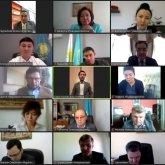 Прошедшие внутрипартийные выборы «Nur Otan» обсудили в Алматы