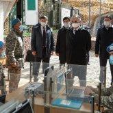 Президент поставил задачи перед миротворцами