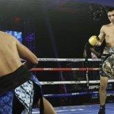 Казахстанский боксер отправил в тяжелый нокаут соперника из Аргентины