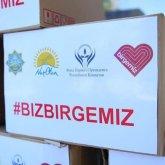 Более 70 тысяч семей уже получили адресную помощь из фонда «Birgemiz»