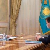 Отмену УДО для коррупционеров обсудил Касым-Жомарт Токаев с Аликом Шпекбаевым