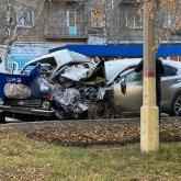 Двое полицейских погибли в ДТП в Щучинске