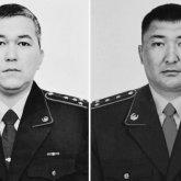 Погибших в ДТПполицейских похоронили в Щучинске