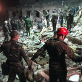 Война в Карабахе: 12 человек погибли при обстреле Гянджи