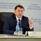 Жандарбек Бекшин перечислил причины роста заболеваемости КВИ в Алматы