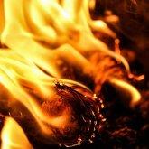 Сельчанин погиб при пожаре в Восточном Казахстане
