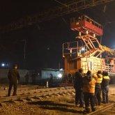 Крупная железнодорожная авария произошла в Шымкенте