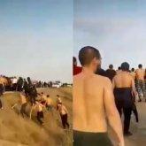 Массовый конфликт между казахами и курдами в России: инцидент прокомментировали в полиции