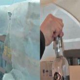 Опасную водку продавали в магазинах Шымкента