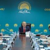 Состоялось заседание Республиканского общественного совета по противодействию коррупции при партии «Nur Otan»