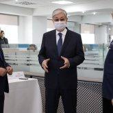 Касым-Жомарт Токаев: Полицейские должны быть примером для граждан