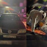 Подросток на авто трижды переехал женщину в Актау: уголовное дело закрыли