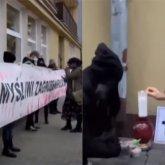 Поляки почтили память погибшего 16-летнего казахстанца