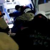 Мужчина выпрыгнул с четвертого этажа и выжил в Шымкенте