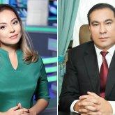 Телеведущая и бизнесмен назначены заместителями Назарбаева