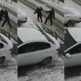 Почему вооруженный ножом мужчина напал на женщину в Костанае, рассказали в полиции