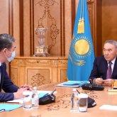 Нурсултан Назарбаев дал ряд поручений Асету Исекешеву по вопросам обеспечения нацбезопасности