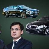 Госшопинг: авто для министров за сотни миллионов