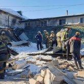 Взрыв в Нур-Султане: в больницы доставлены десятки человек