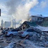 Взрыв в Нур-Султане: в реанимации находятся три человека