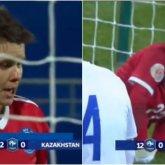 Вратарь женской сборной Казахстана по футболу стала популярной в Сети