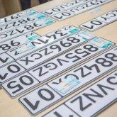 Сроки получения госномеров автотранспорта сокращены в Казахстане