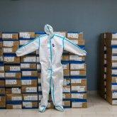 Завезенные под видом гумпомощи медицинские товары продавали в Алматы