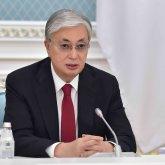 Касым-Жомарт Токаев: Этот год стал для всех серьезным испытанием
