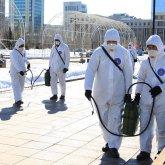 Более 2 тысяч казахстанских военнослужащих заразились коронавирусом