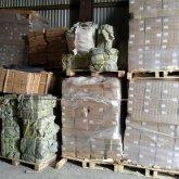 Товары на 49 миллионов тенге конфисковали у бизнесмена в Алматинской области