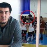 Ударившего по лицу юной волейболистки тренера уволили в Жанаозене