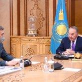Нурсултан Назарбаев дал ряд конкретных поручений министру обороны