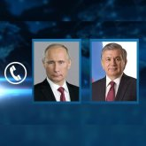 Касым-Жомарт Токаев поговорил с Владимиром Путиным, Шавкатом Мирзиеевым и Эмомали Рахмоном
