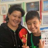 13-летний маникюрщик из Казахстана победил в Италии