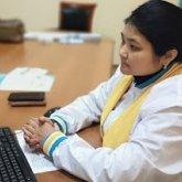 О поддержке людей с инвалидностью рассказала кандидат от Nur Otan