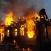 Троих детей вынесли из огня в Нур-Султане