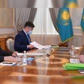 Касым-Жомарт Токаев поручил уделить особое внимание развитию евразийской интеграции