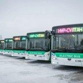 Общественный транспорт будет бесплатным 10 января в Нур-Султане