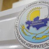 63,1% избирателей проголосовали на выборах депутатов Мажилиса и маслихатов