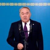 Нурсултан Назарбаев: Казахстанцы связывают улучшение благосостояния с партией Nur Оtan