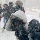 Синоптики объявили штормовое предупреждение в 10 областях и Шымкенте