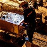 Рабочие золотого рудника устроили забастовку в Актюбинской области
