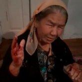 Дети избили пожилую мать: полиция Шымкента возбудила уголовное дело