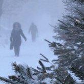 Штормовое предупреждение объявлено в девяти областях Казахстана