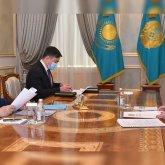 Президенту рассказали о цифровизации госслужбы
