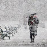 На большей части Казахстана объявлено штормовое предупреждение