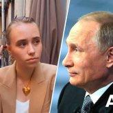 «Третья дочь Путина» прокомментировала расследование Навального о дворце президента