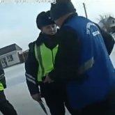 В наркотическом опьянении перевозил пассажиров водитель автобуса в Семее