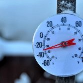 Морозы до минус 40 ожидают на севере Казахстана