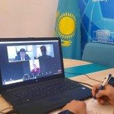 Возобновлен прием граждан в алматинском городском филиале Nur Otan